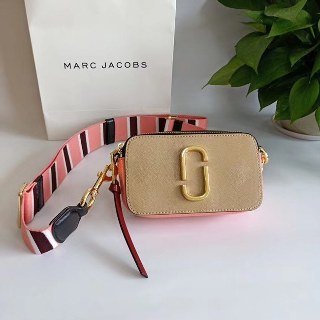 MARC JACOBS Snapshot Saffiano leather cross-body bag 23781
