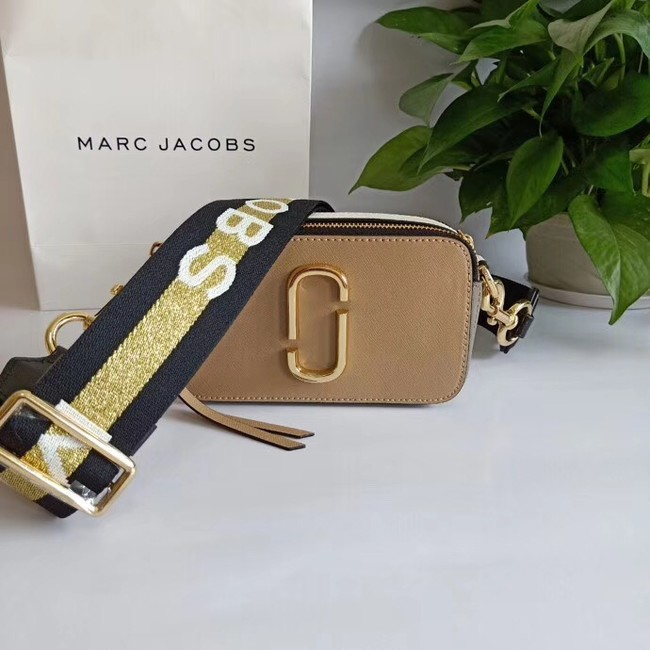 MARC JACOBS Snapshot Saffiano leather cross-body bag 23784