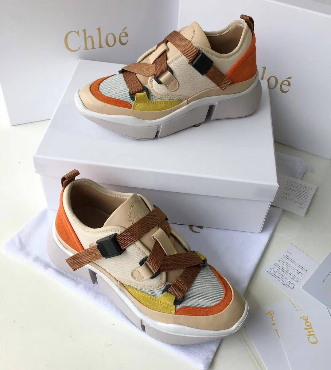 Chloe lady Casual shoes 26989