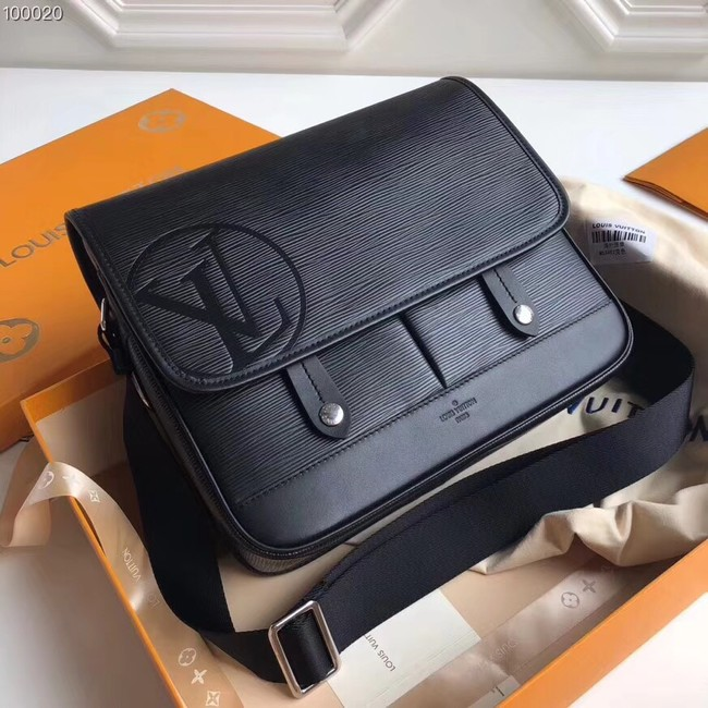 Louis vuitton original MESSENGER PM M53492 black