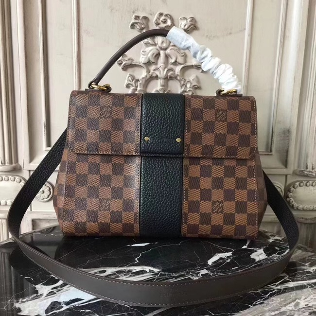 Louis Vuitton Original Damier Ebene Canvas BOND STREET M64416 black