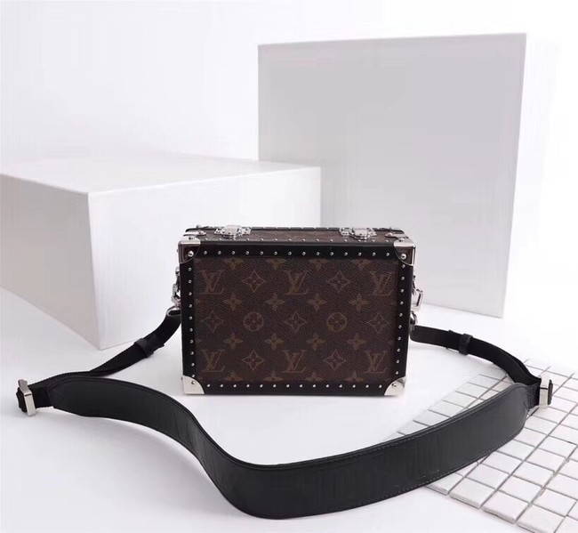 Louis Vuitton Monogram Canvas PETITE MALLE M20101