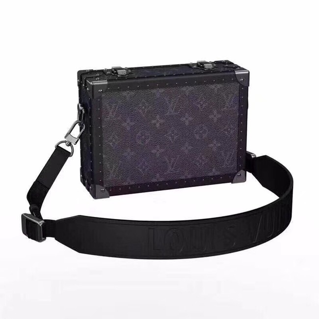 Louis Vuitton Monogram Canvas PETITE MALLE M20101 black