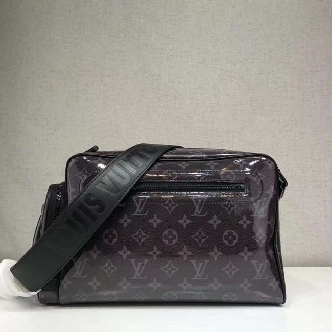 Louis vuitton original CAMERA BAG M43884 black