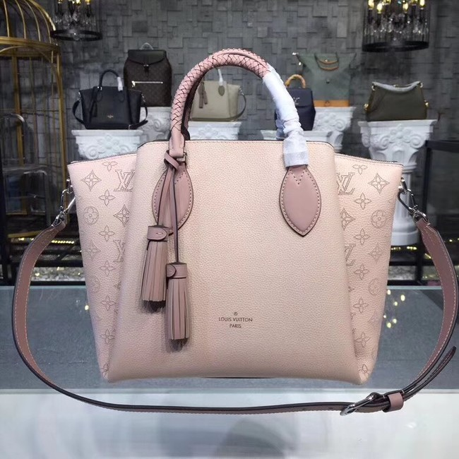 Louis Vuitton Original Mahina Leather HAUMEA M55029 Pink