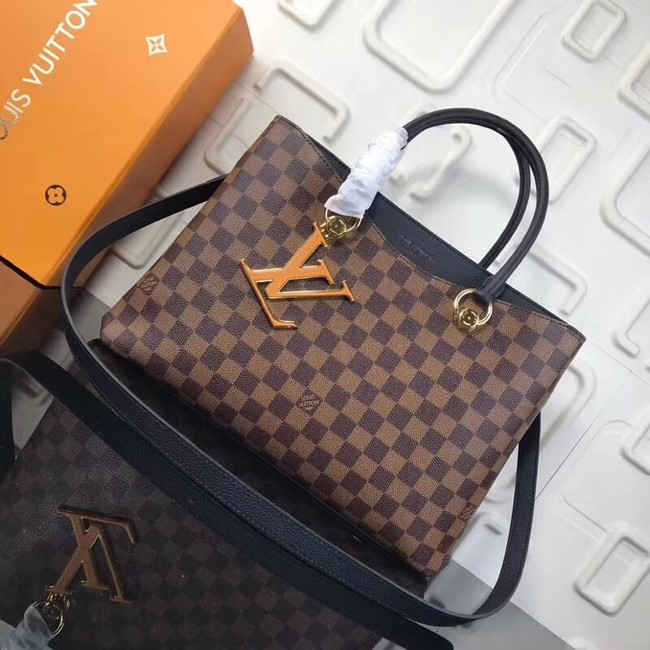 Louis Vuitton original RIVERSIDE N40052 black