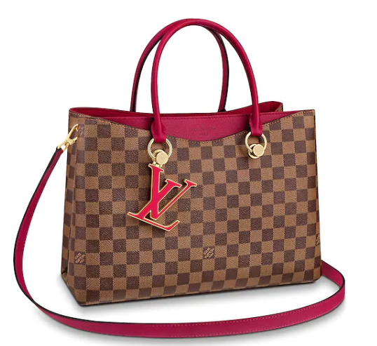 Louis Vuitton original RIVERSIDE N40052  Lie de Vin