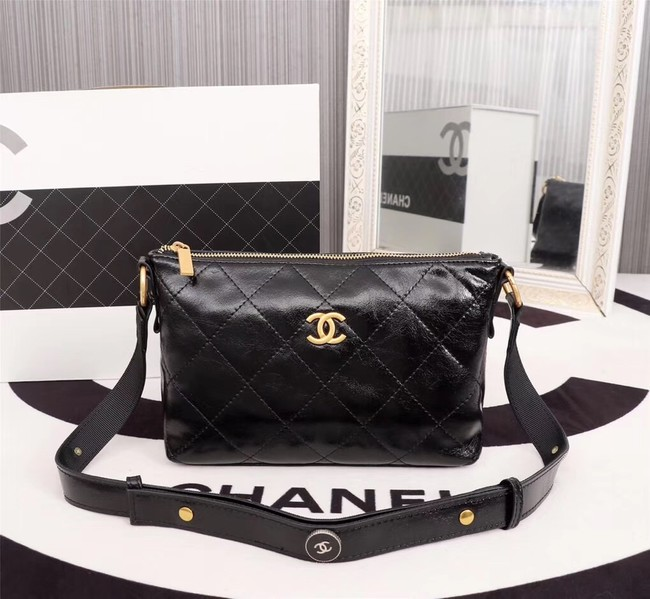 Chanel Shoulder Bag 56399 black