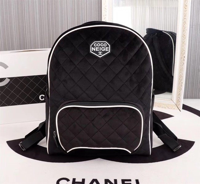 CHANEL Backpack A57594 black