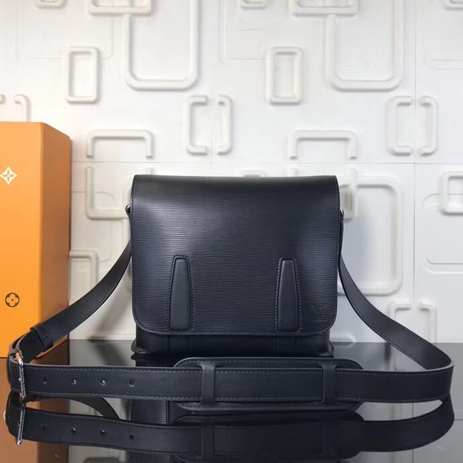 Louis Vuitton original Epi leather M53409 black