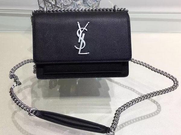 8c928d6a0b Yves Saint Laurent Cross-body Shoulder Bag Y13927 Black
