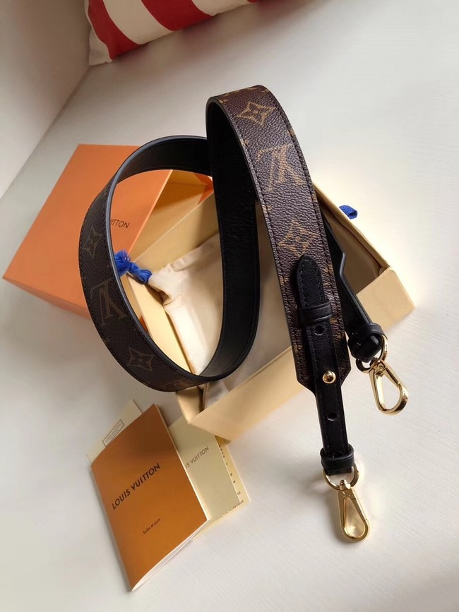Louis Vuitton Strap 110CM 0361 black