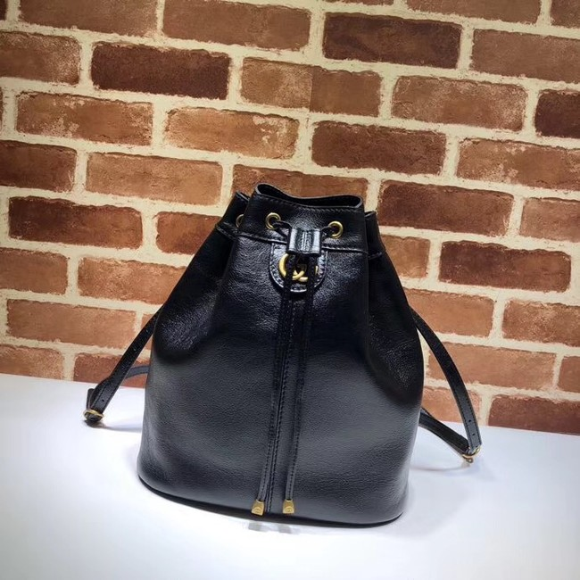 Gucci medium bucket Backpack 550189 black
