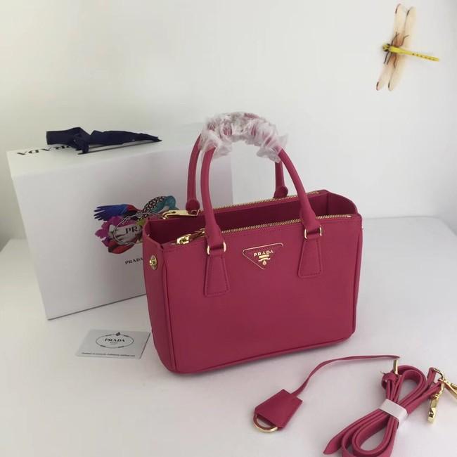 a137dda153 Prada Galleria Small Saffiano Leather Bag BN2316 rose