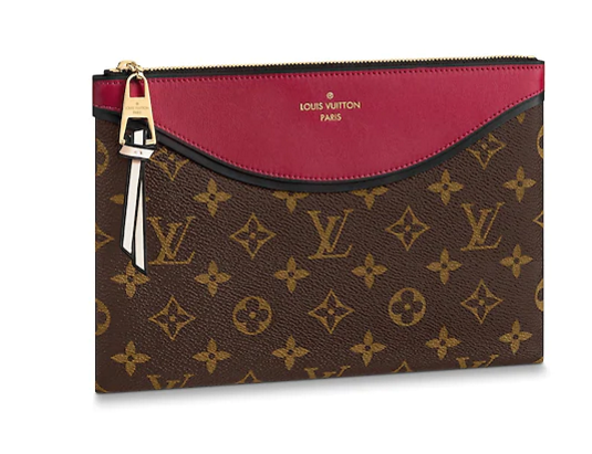 Louis Vuitton POCHETTE TUILERIES M63903 Bordeaux