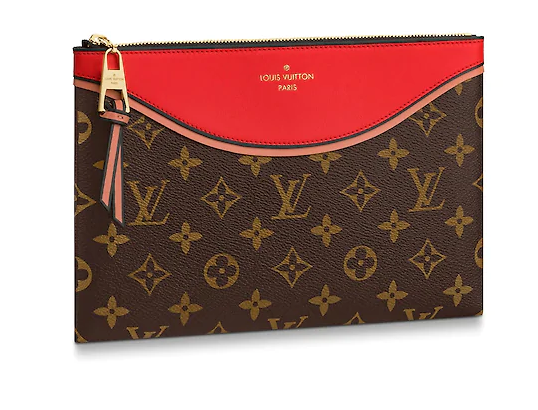Louis Vuitton POCHETTE TUILERIES M63903 Red