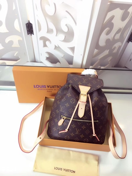 Louis Vuitton MONTSOURIS Monogram Canvas Bag M43431
