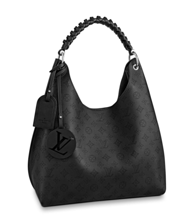 Louis Vuitton original CARMEL M53188 black