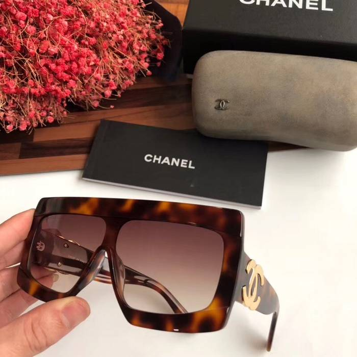 Chanel Sunglasses Top Quality CC41255