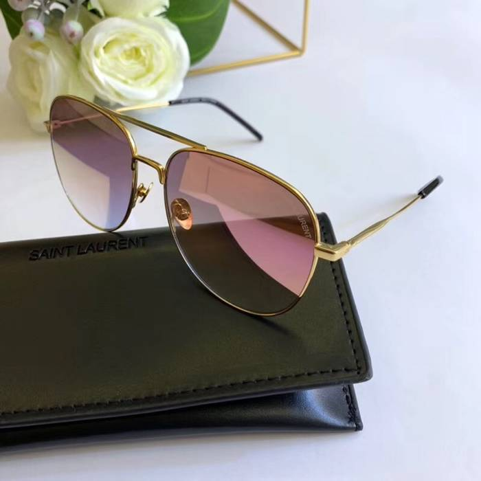 Yves Saint Laurent Sunglasse Top Quality YSL42056