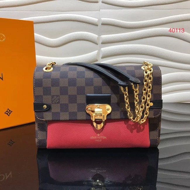 Louis Vuitton Original VAVIN PM N40113 red