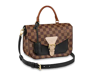 Louis vuitton original CROSSBODY N40148 black
