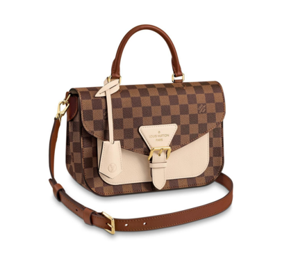 Louis vuitton original CROSSBODY N40148 cream