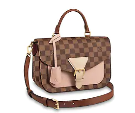 Louis vuitton original CROSSBODY N40148 pink