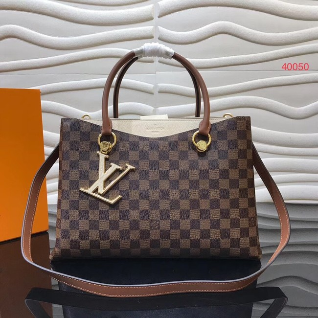 Louis Vuitton original RIVERSIDE N40052 Beige