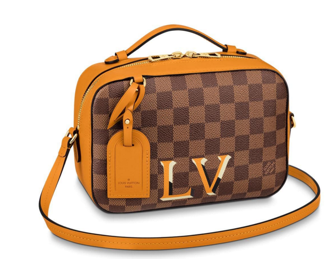Louis vuitton original SANTA MONICA N40178 yellow