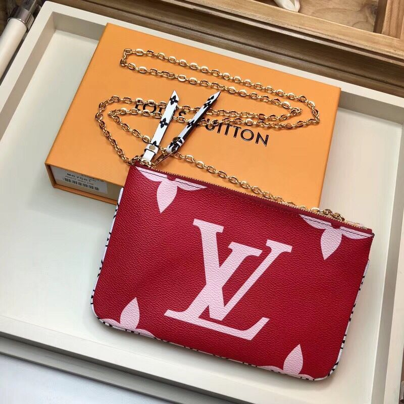 Louis Vuitton TOILET POUCH XL M67693 Rouge