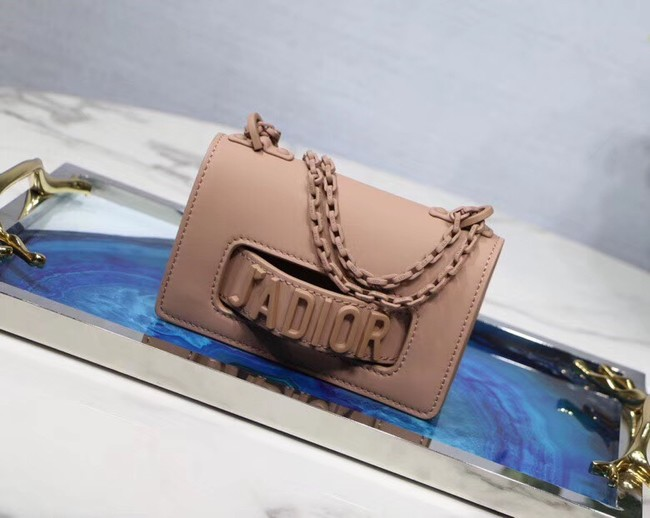 Dior JADIOR ULTRA-MATTE MINI BAG M9002 pale pink