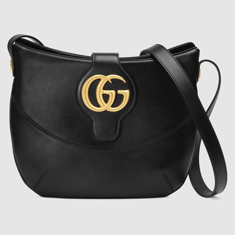 Gucci Arli medium shoulder bag 568857 Black