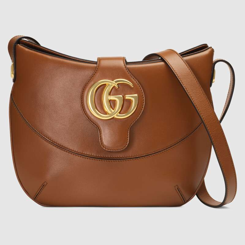 Gucci Arli medium shoulder bag 568857 Light brown