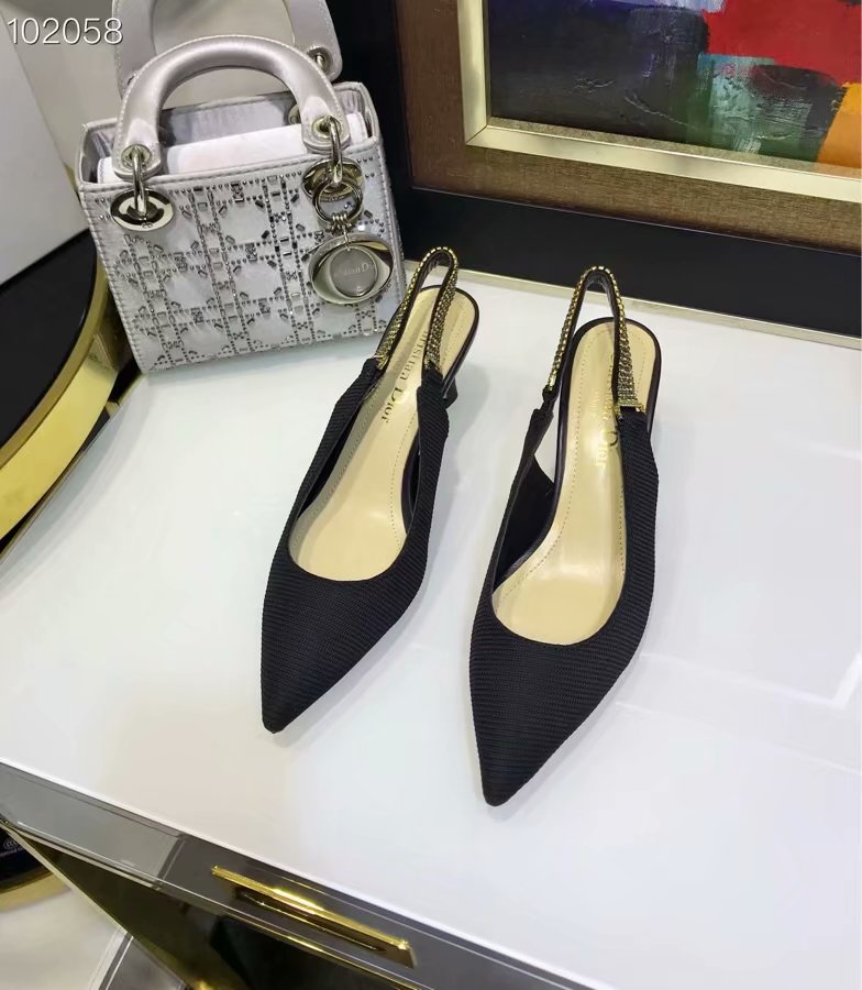 Dior Shoes Dior645H-6 6.5CM height