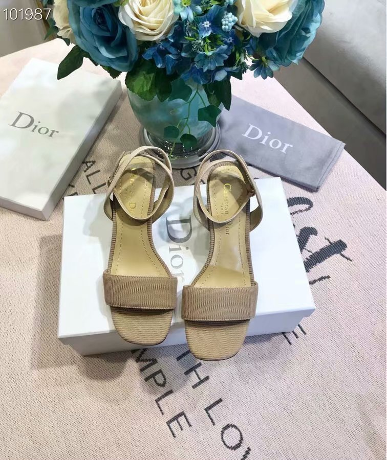 Dior Shoes Dior646H-2 6CM height