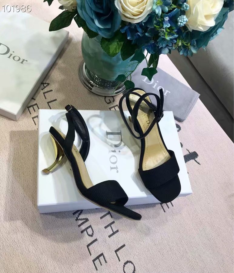 Dior Shoes Dior646H-3 6CM height