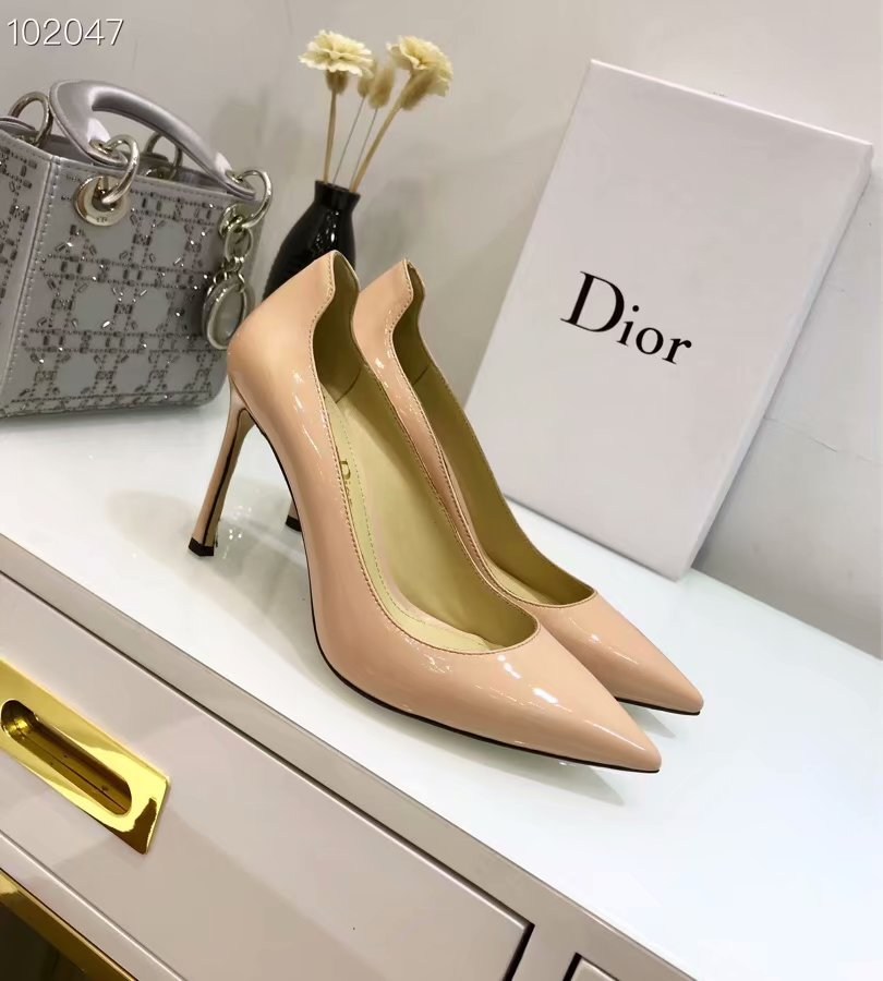 Dior Shoes Dior648H-6 9.5CM height