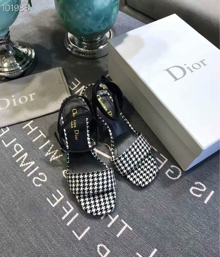 Dior Shoes Dior646H-1 6CM height