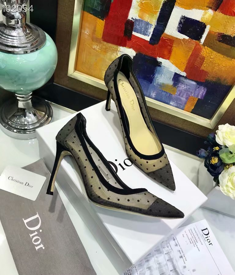 Dior Shoes Dior648H-1 9.5CM height
