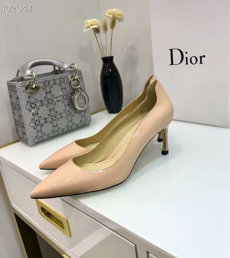 Dior Shoes Dior648H-7 6.5CM height