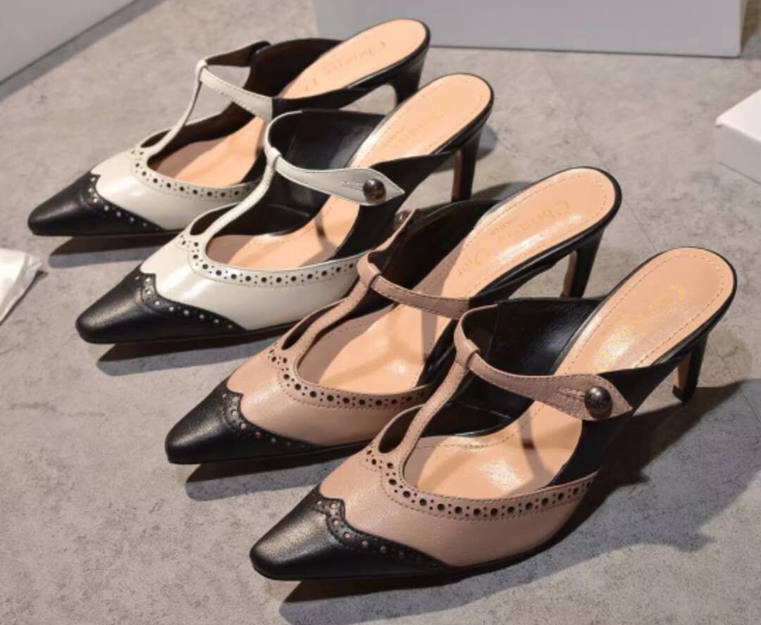 Dior Leather Shoes D8309