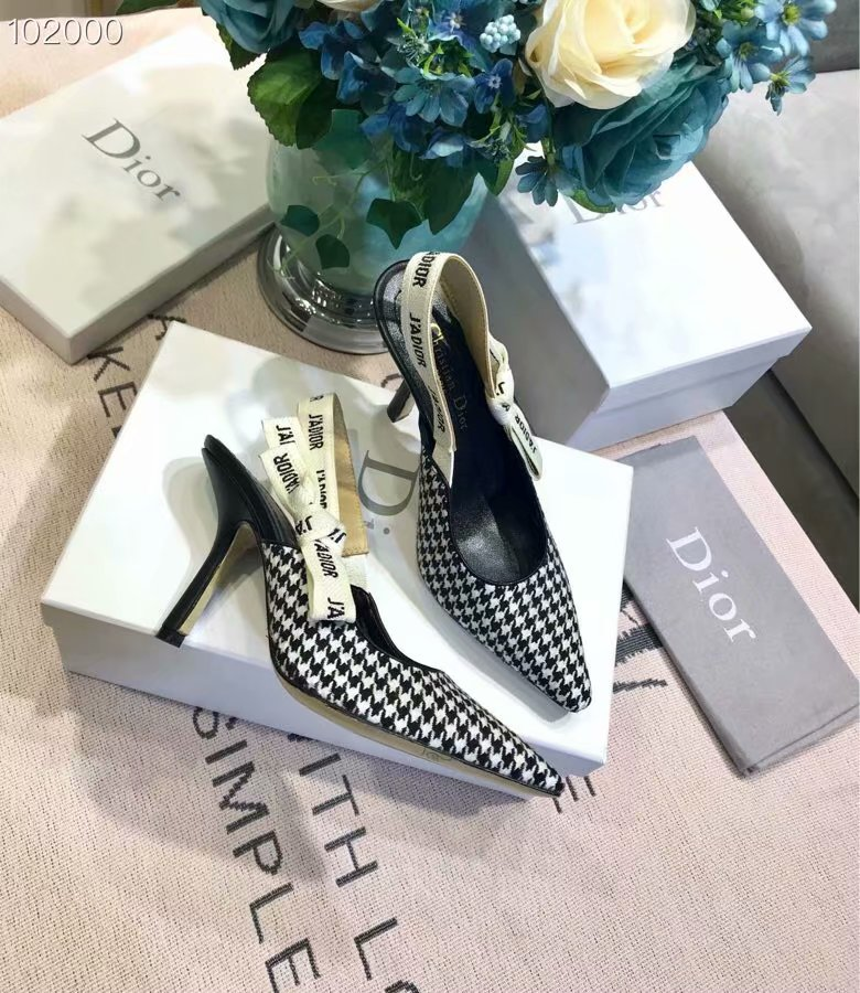 Dior Shoes Dior651H-1 9.5CM height