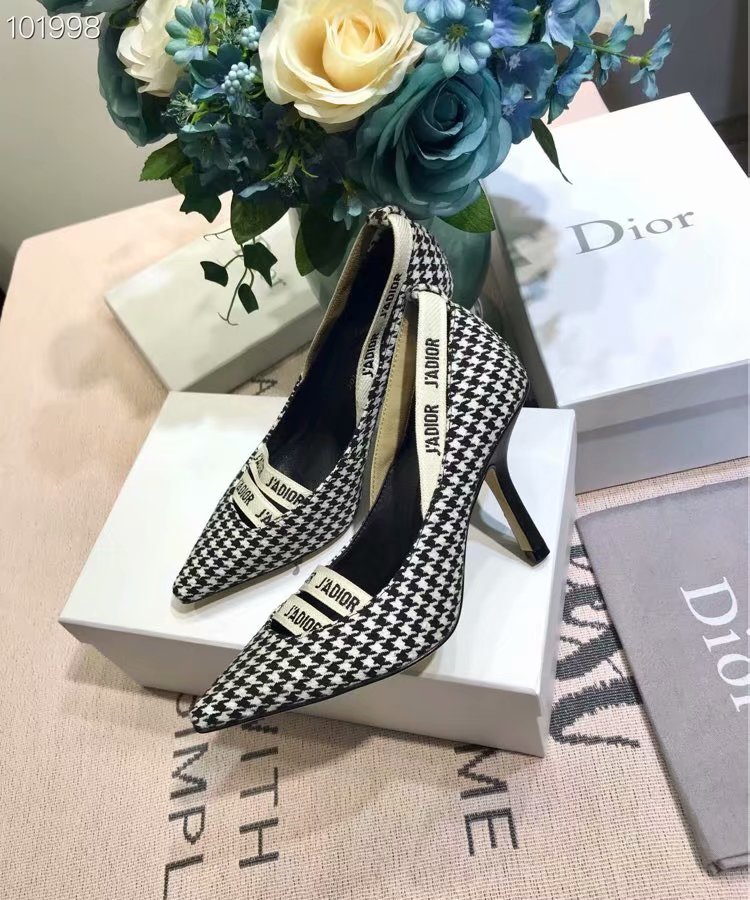 Dior Shoes Dior651H-4 9.5CM height
