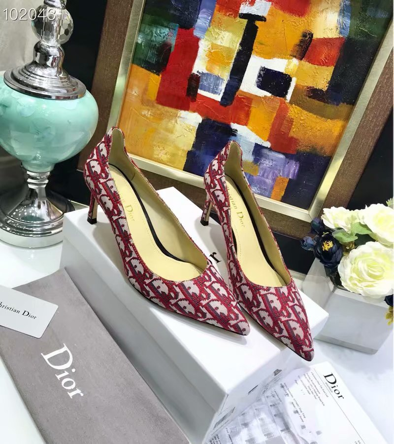 Dior Shoes Dior648H 9.5CM height