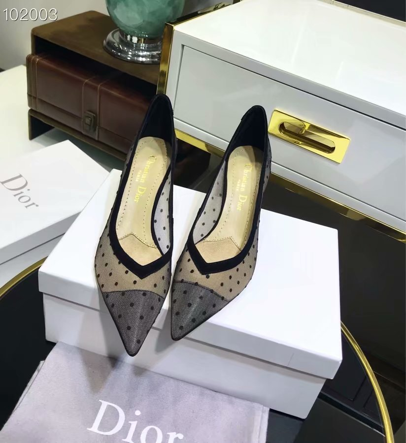 Dior Shoes Dior650H-1 6CM height