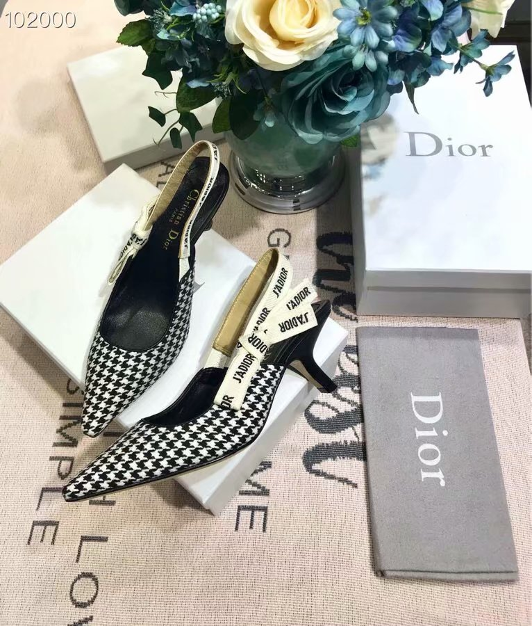 Dior Shoes Dior651H-2 6CM height