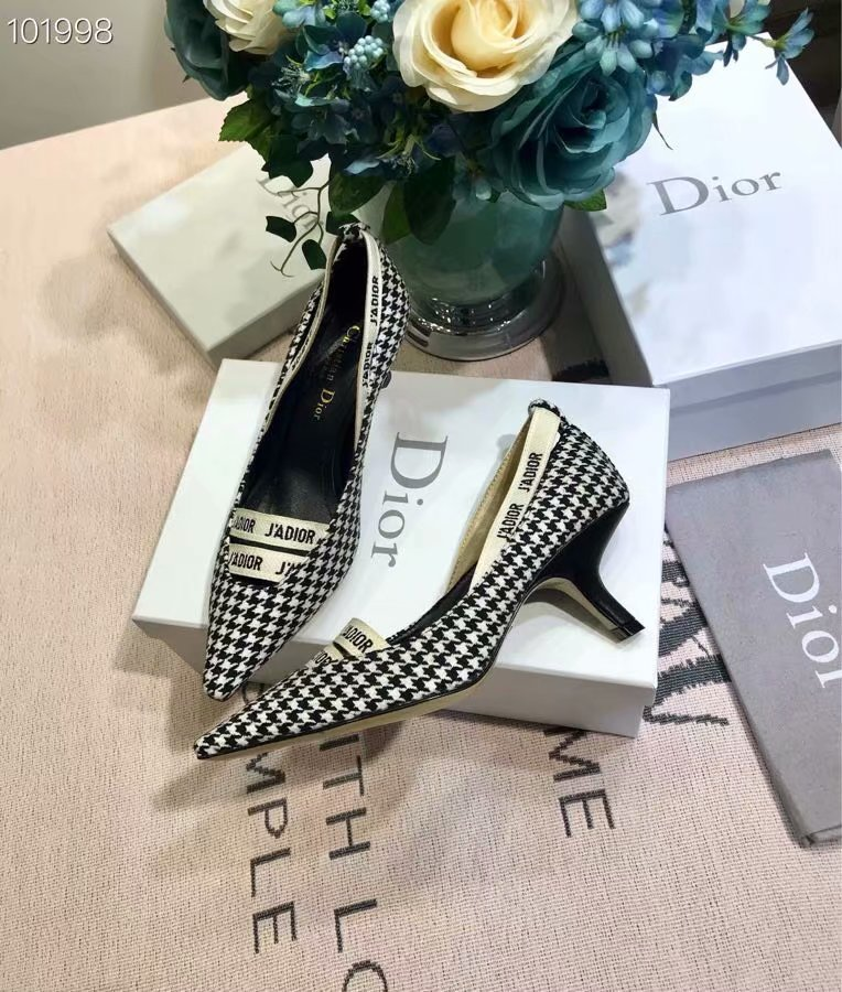 Dior Shoes Dior651H-5 6CM height