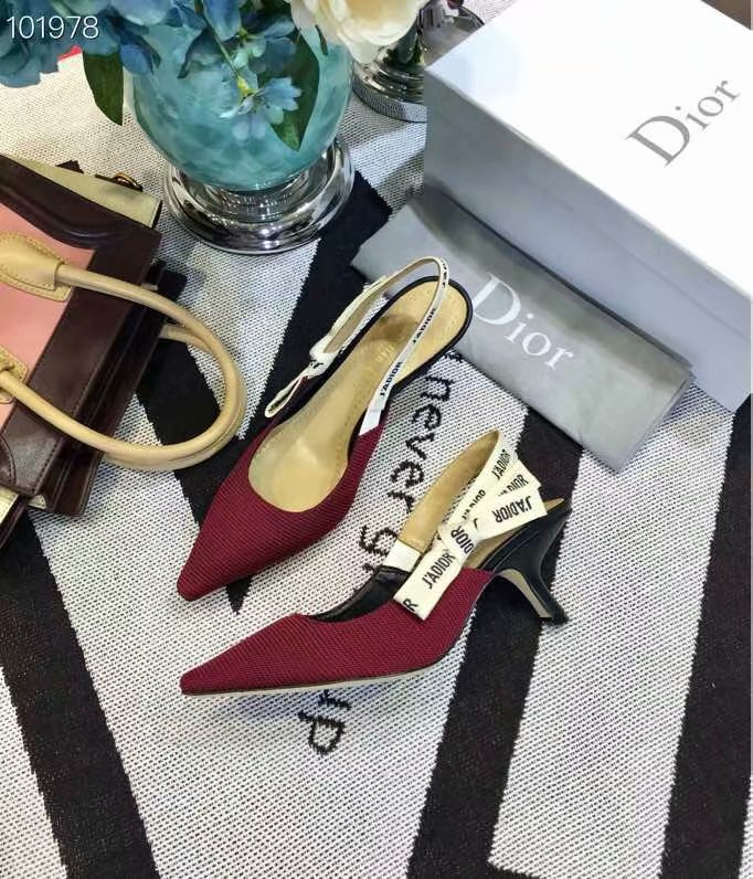 Dior Shoes Dior651H-9 6CM height