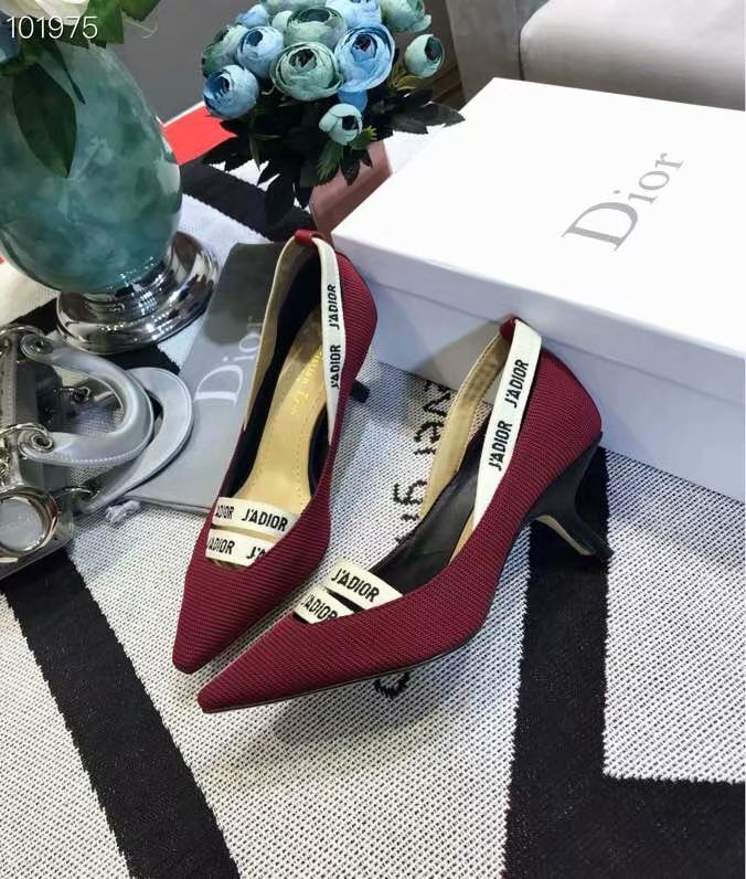 Dior Shoes Dior651H-12 6CM height